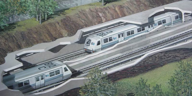 BART to SFO Extension Project