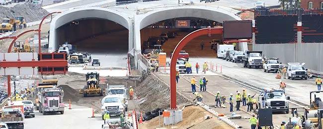 Presidio Parkway Project Phase II