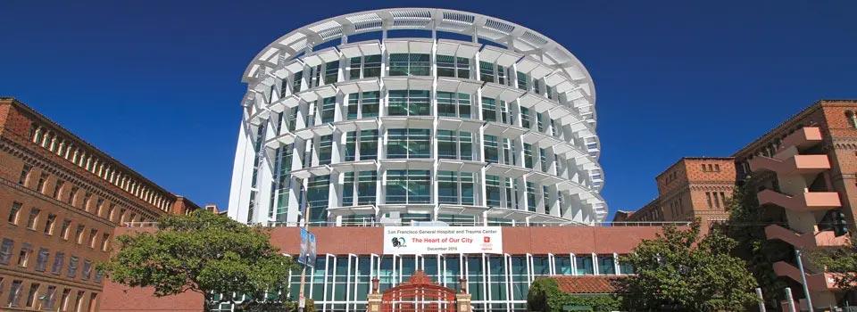 Zuckerberg San Francisco General Hospital and Trauma Center – Hybrid MRI/IR Project