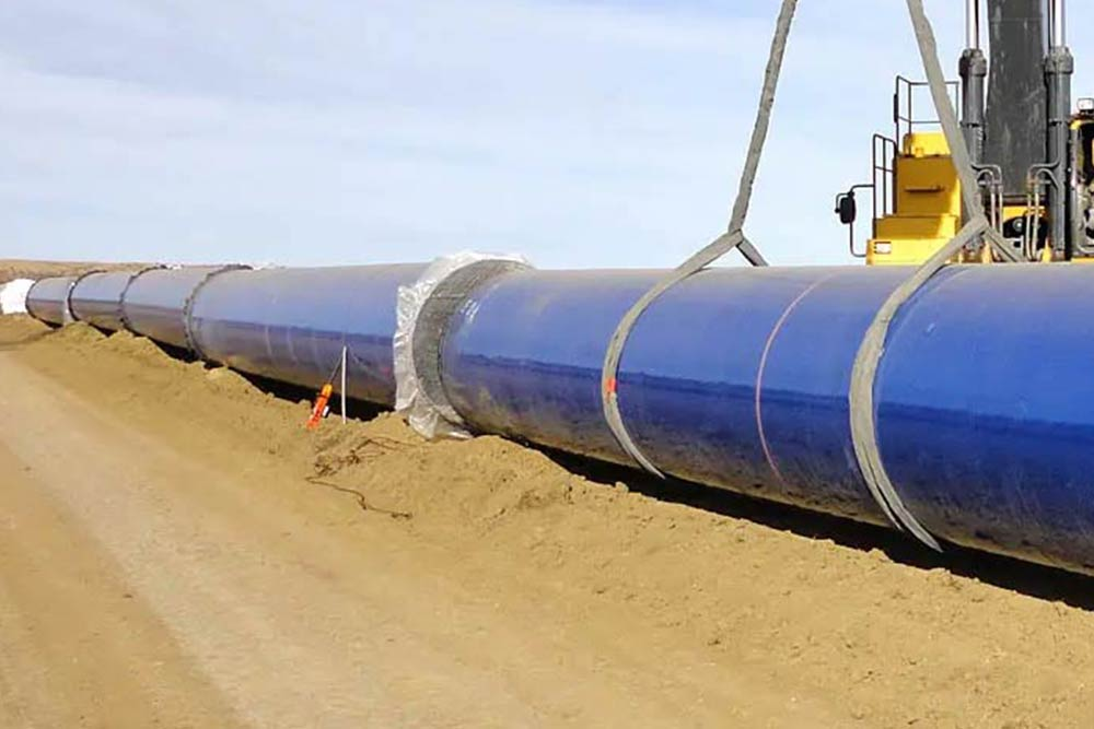 Large Diameter Pipelines for Oil, Gas, Water and Sewer Systems