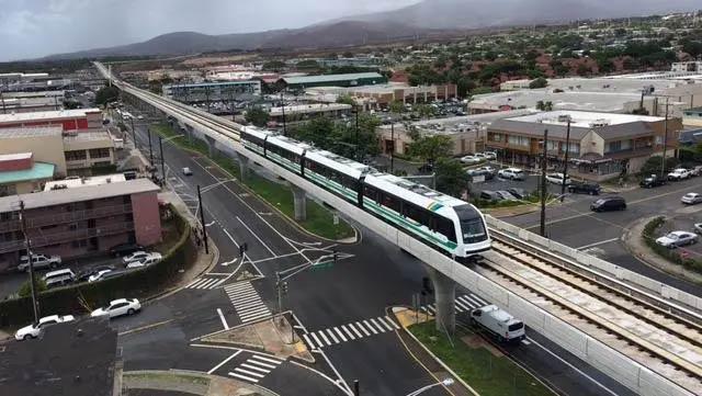 Honolulu Rail Transit Project