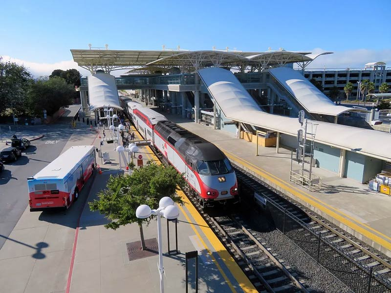 Joint Powers Board, South San Francisco Station Improvement