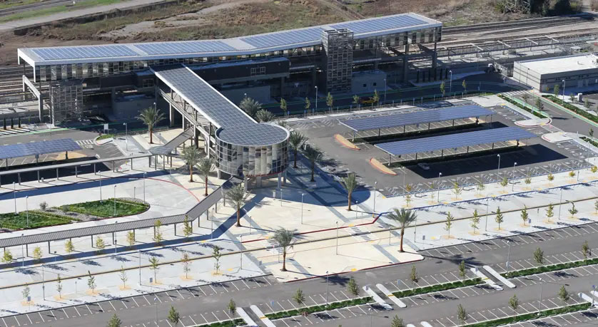BART Warm Springs Extension